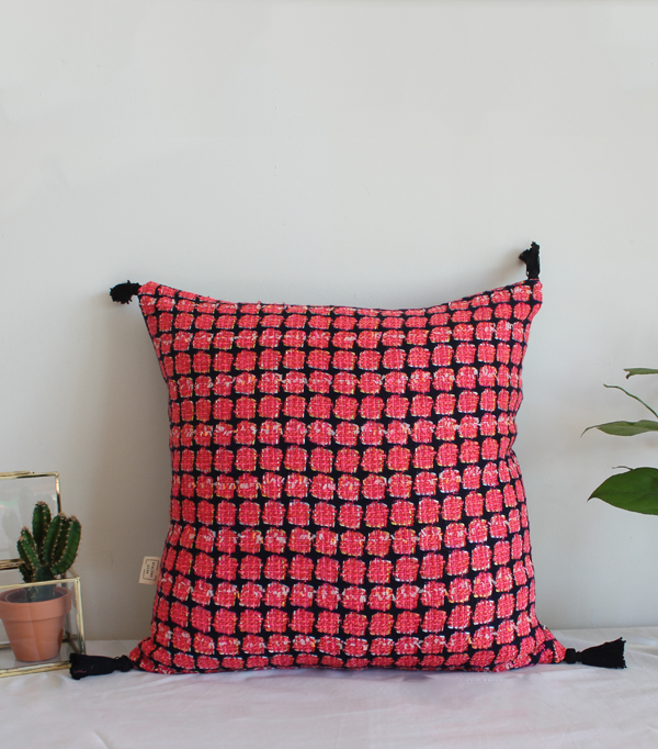 Le Pink Lady - coussin...