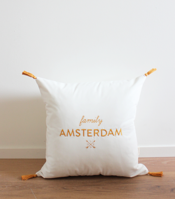 Coussin family Amsterdam -...