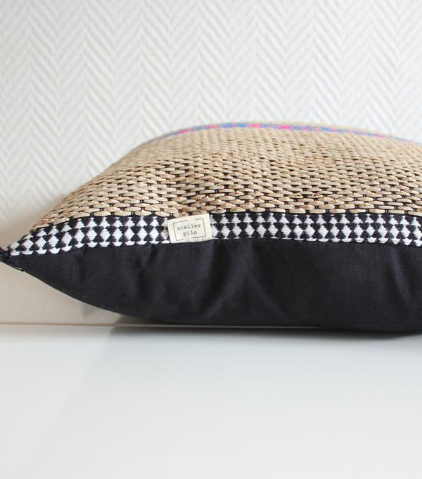 le hipanema coussin boh me. Black Bedroom Furniture Sets. Home Design Ideas
