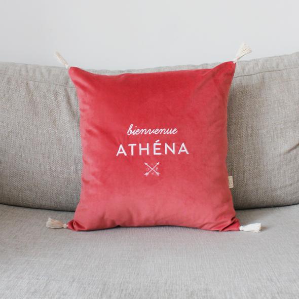 coussin naissance Athena