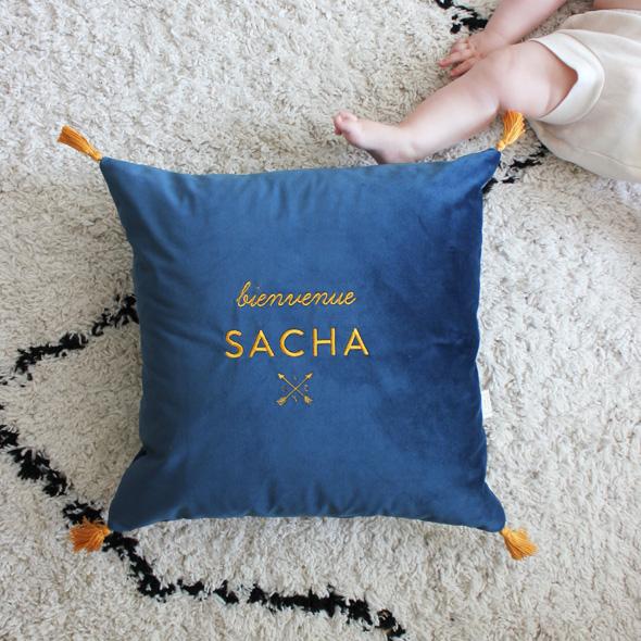 coussin naissance Sasha