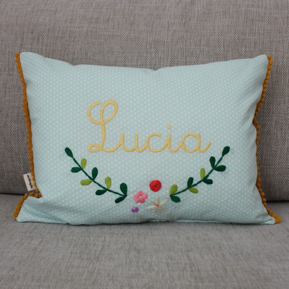 coussin naissance lucia
