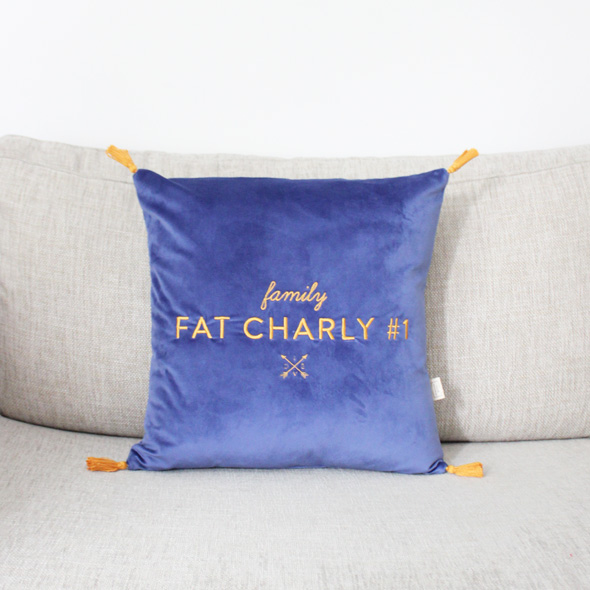 coussin FAT CHARLY