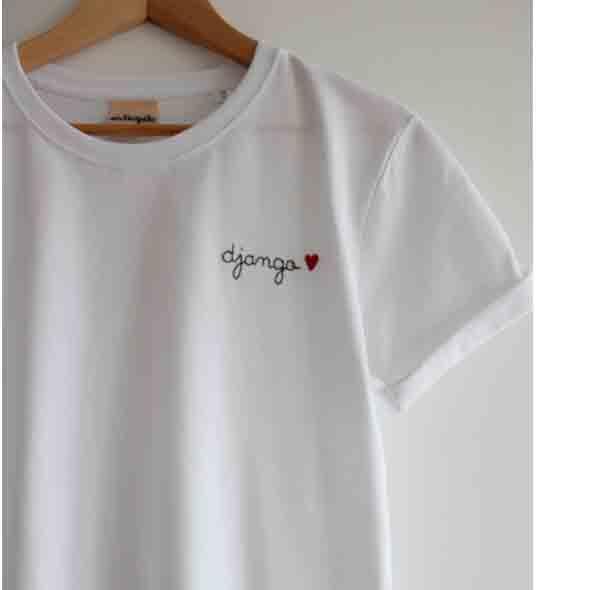 tee shirt DJANGO