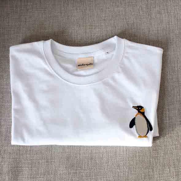 tee shirt PINGOUIN